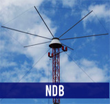 NDB - Non-Directional-Radio Beacons